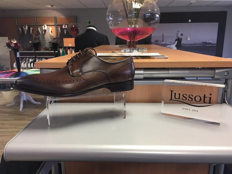 Lussoti on display